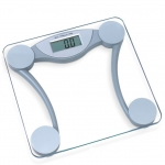 AS-K3320 Tempered Glass Digital Bathroom Scale