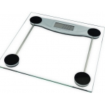 AS-F117 Transparent tempered glass bathroom scale