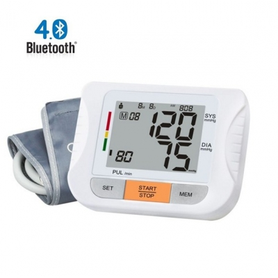 Digital Bluetooth Blood Pressure Monitor for iPhone ipad Android