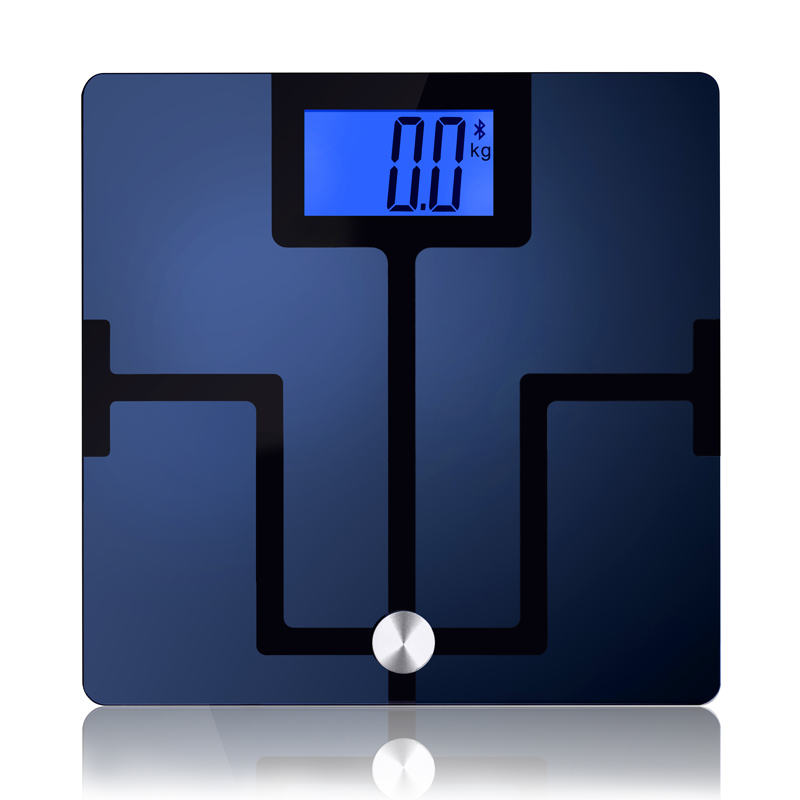 AS-CF351BT Bluetooth Digital Body Fat Scale for both Android and iOS