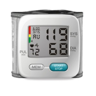 Aoeom New Factory Price Wrist Blood Pressure Monitor Meter