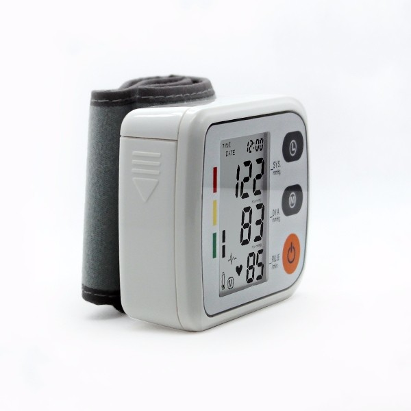 ABP-186W New arrival wrist automatic blood pressure monitor with large LCD display