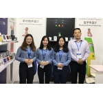 AOEOM's new generation of children's thermometers debuted at Shanghai CMEF exhibition and received wide attention