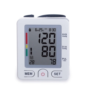 ABP-U60EH Portable Wrist Blood Pressure Monitor CE FDA Approved