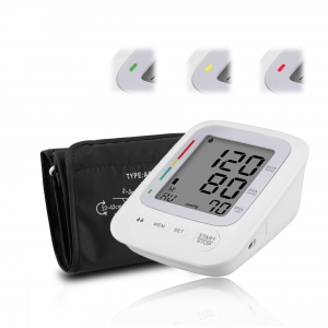 Wireless Bluetooth 4.0 Blood Pressure Monitor Cuff